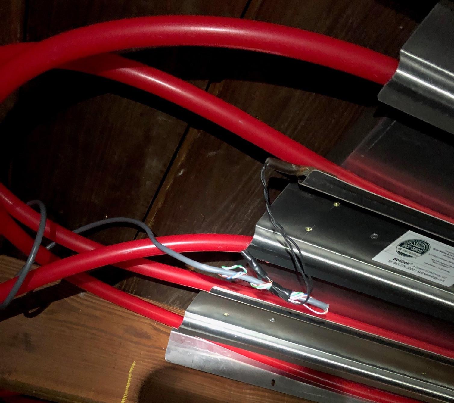 Closeup Shot of SOLDEK Tubing
