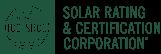 Solar Rating & Certification Corporation