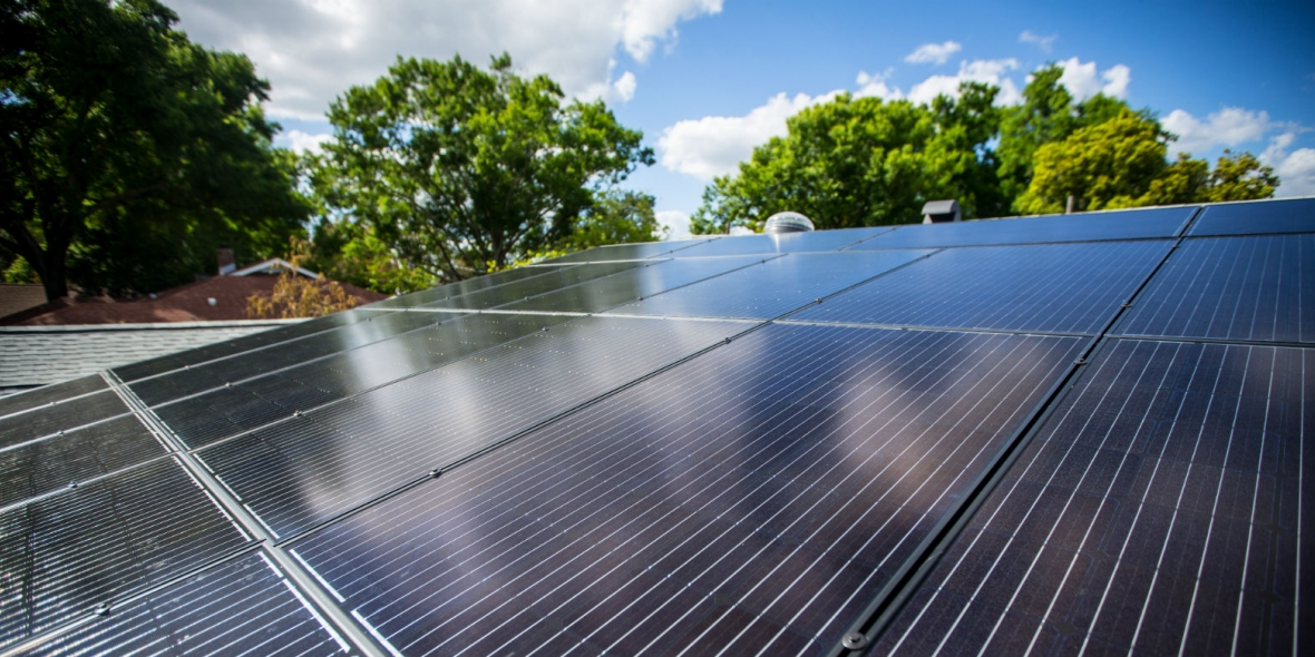 Solar Electric Installation by SOLEnergy