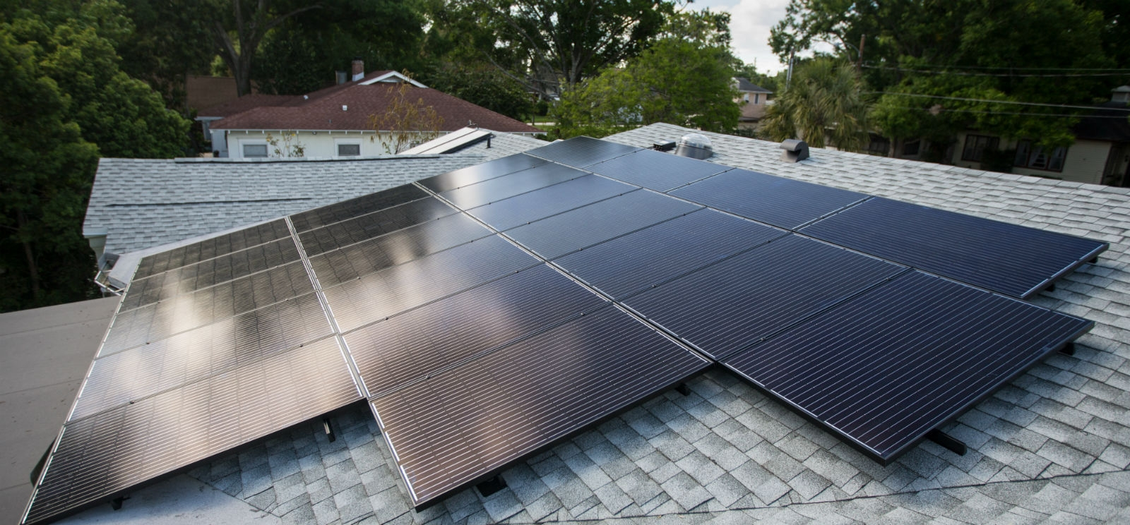 Solar Electric Roof Installation by SOLEnergy
